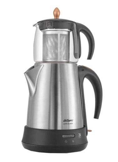 Çaycı Klasik Cam Çay Makinesi-Arzum